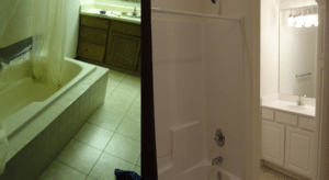 Bathroom Remodeling Project in Twin Cities MN
