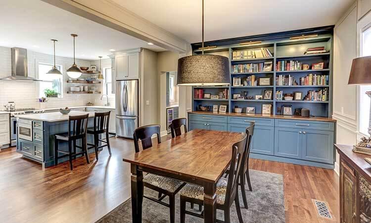 Upgraded Kitchen Nooks and Crannies