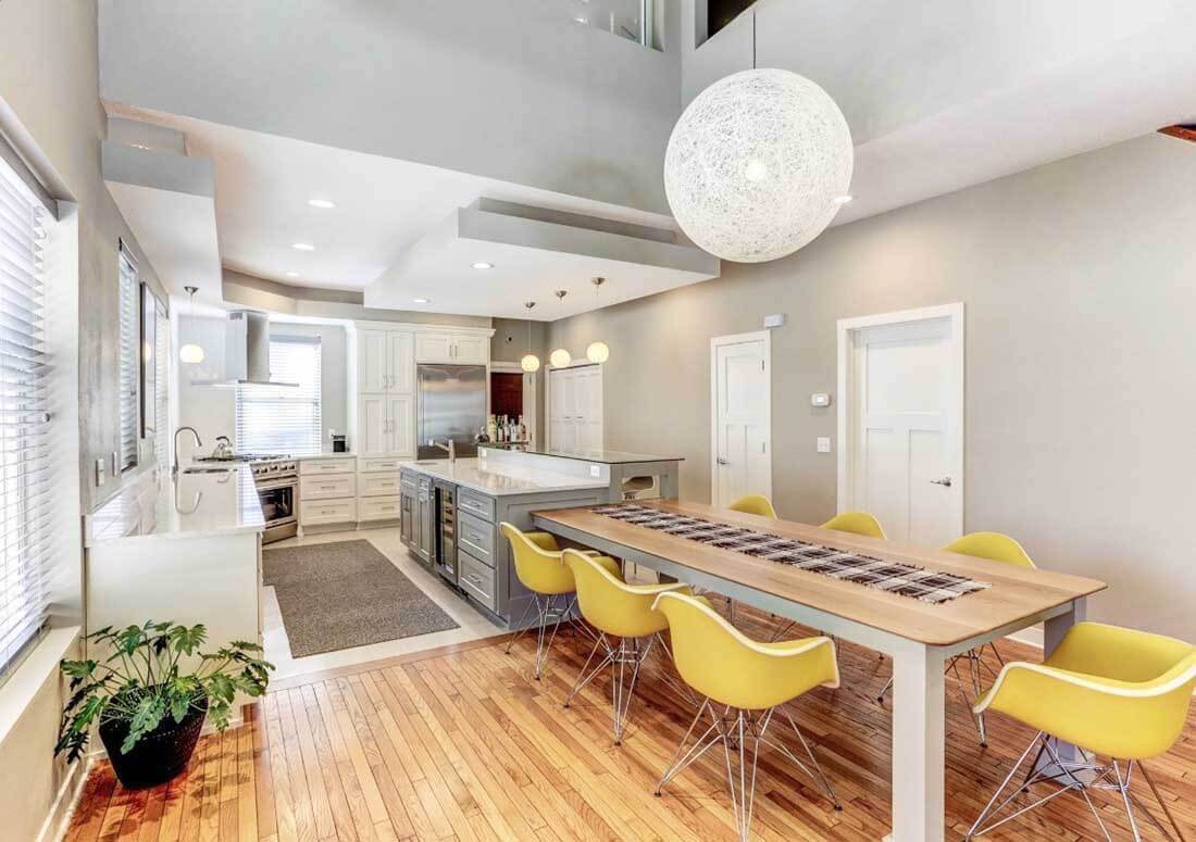 Best Twin Cities eat-in kitchen remodels