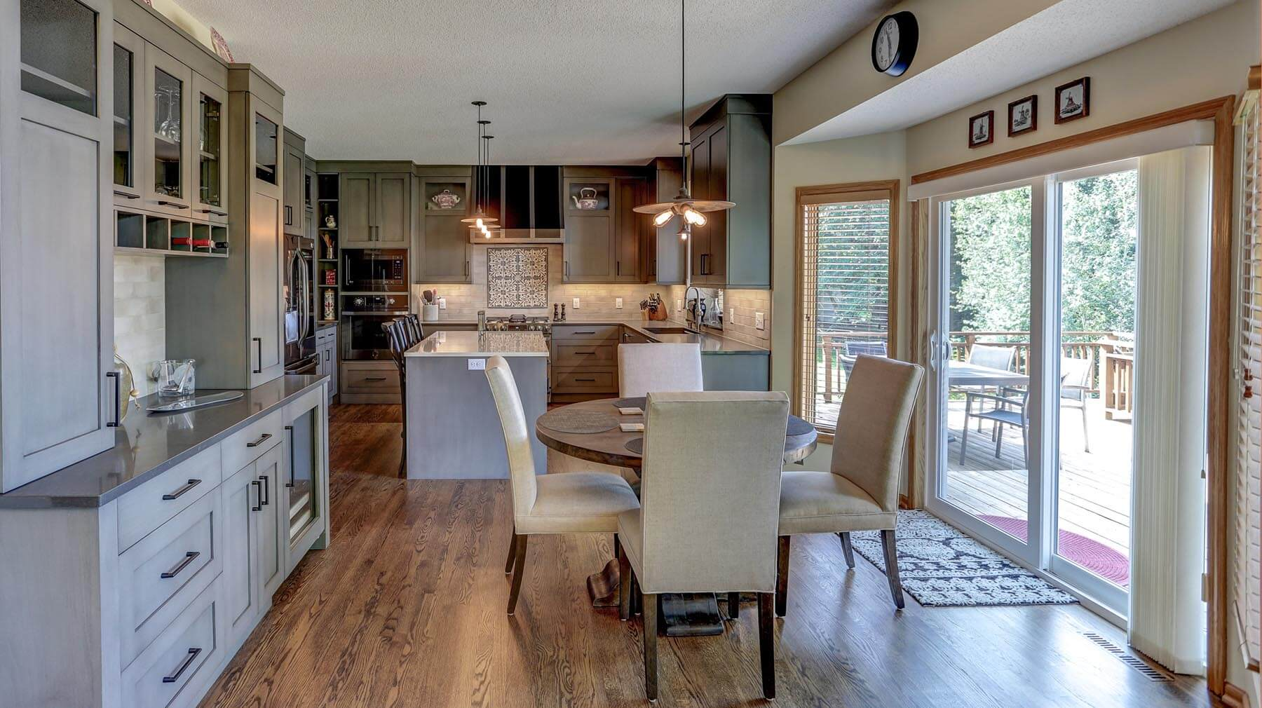 Best Eat In Kitchen Remodeling Ideas By Titus Contracting