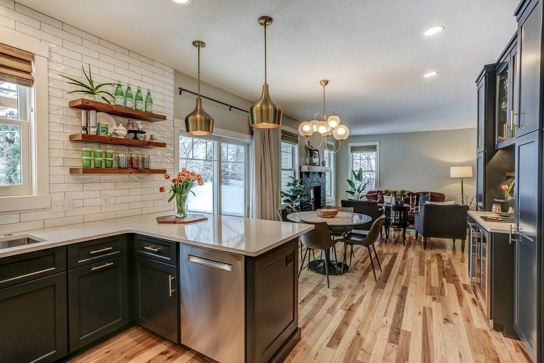 Titus Contracting, 5 Ways to Make Your Kitchen the Best Room in the House