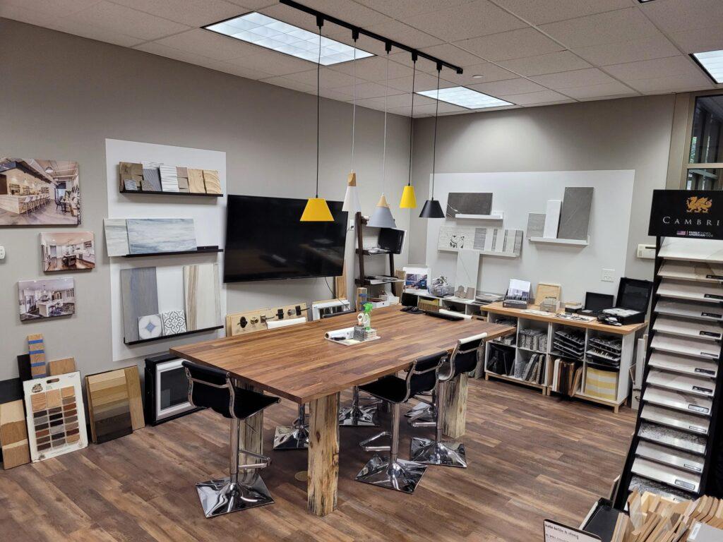 Create an office friendly virtual environment for meetings
